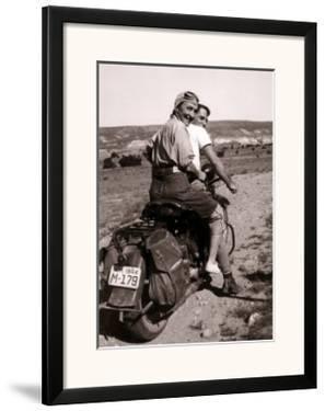 O'Keeffe Hitching a Ride by Maria Chabot