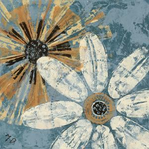 Berkeley's Flowers I by Maria Donovan