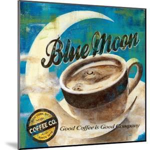 Blue Moon Coffee by Maria Donovan