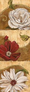 Floral Breeze I by Maria Donovan