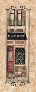 Le Jardin Francais by Maria Donovan
