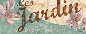 Les Jardin by Maria Donovan