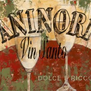 Vin Santo by Maria Donovan