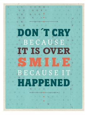 Cry Smile by Maria Hernandez