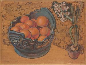 Oranges, 1895 by Maria Iakunchikova