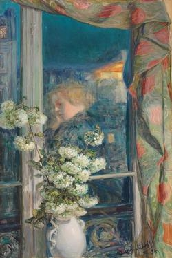Reflection of an Intimate World, 1894 by Maria Iakunchikova