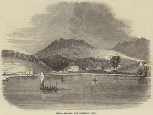 Maria Island, Van Diemen's Land