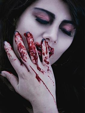 Bloodletting by Maria J Campos
