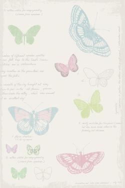 Butterfly Diary by Maria Mendez