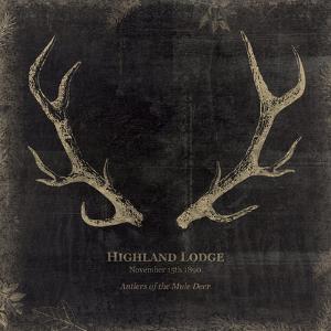 Highland Lodge by Maria Mendez