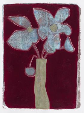 Blue Bouquet 8 by Maria Pietri Lalor