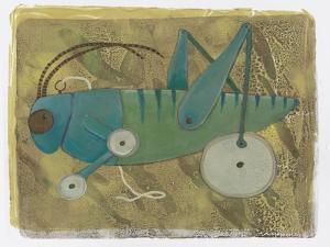 Cricket on Wheels 18 by Maria Pietri Lalor