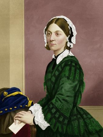 Florence Nightingale, Nursing Pioneer by Maria Platt-Evans