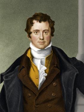 Humphry Davy, British Chemist by Maria Platt-Evans