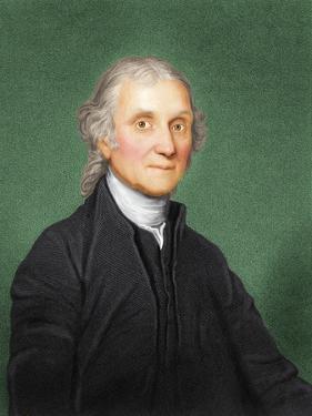 Joseph Priestley, British Chemist by Maria Platt-Evans