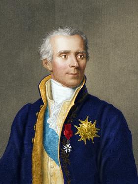 Pierre Simon, Marquis De Laplace by Maria Platt-Evans