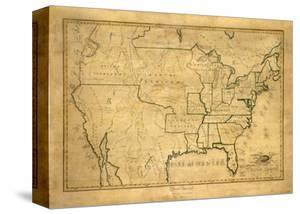 United States, c.1830 by Maria Symonds