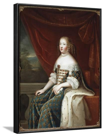 Maria Theresa, Queen of France--Framed Photographic Print
