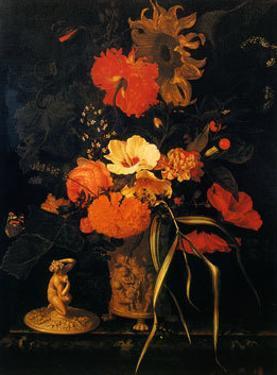 Bouquet de Fleurs by Maria Van Oosterwyck