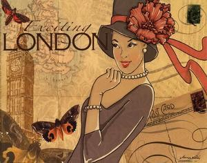 London by Maria Woods