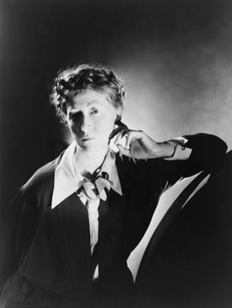 """Marianne Moore American Poet, Her """"Collected Poems"""" of 1951 Earned Her Poetry the Pulitzer Prize"""