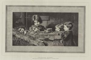 Childhood's Wonders by Marianne Stokes