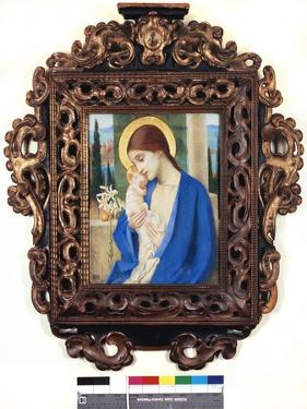 Madonna and Child, c.1905 by Marianne Stokes