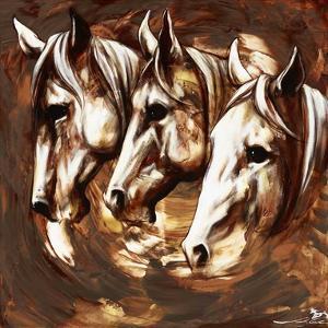 Three Kings by Marie Andrée Leblond