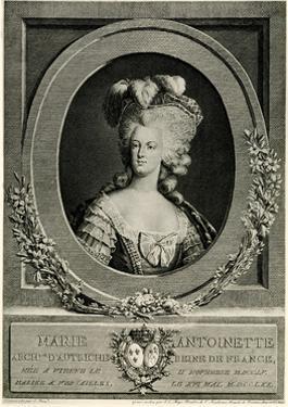 Marie Antoinette, 1884-90