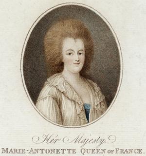 Marie Antoinette, Violet