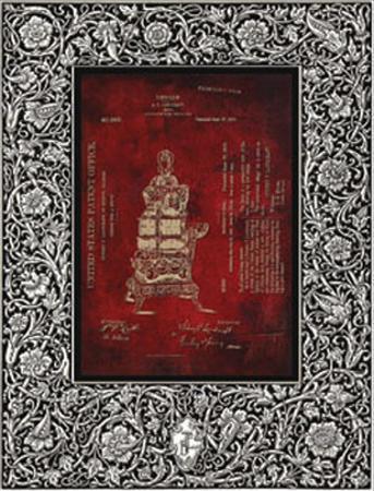 Antique Patent II