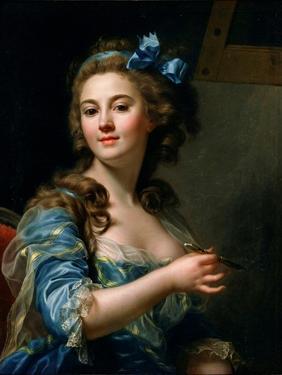Self-Portrait by Marie-Gabrielle Capet
