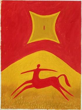 Centaure, 1995 by Marie Hugo
