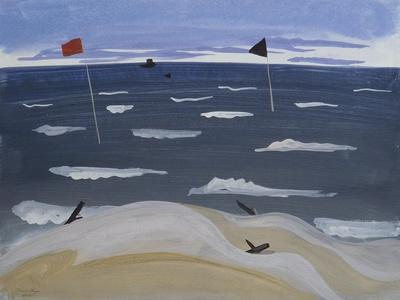 La Mer par Mistral, 1987