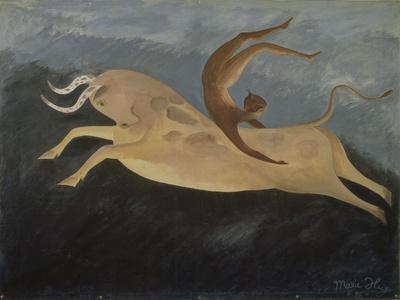 Taureau au Danseur Cretois, 1987