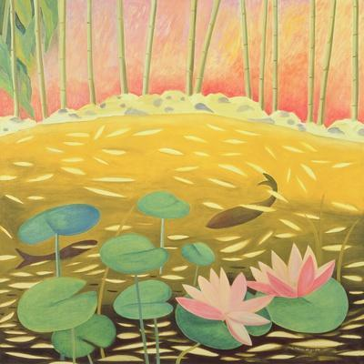 Water Lily Pond III, 1994