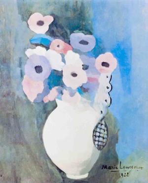 Bouquet by Marie Laurencin