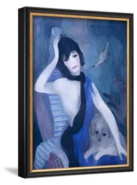 Portrait de Mademoiselle Channel by Marie Laurencin