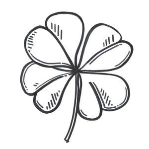 Lucky Clover by Marie Lawyer