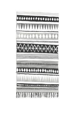 Patterned Rug 1 by Marie Lawyer
