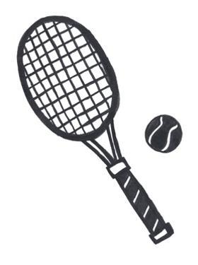 Tennis by Marie Lawyer