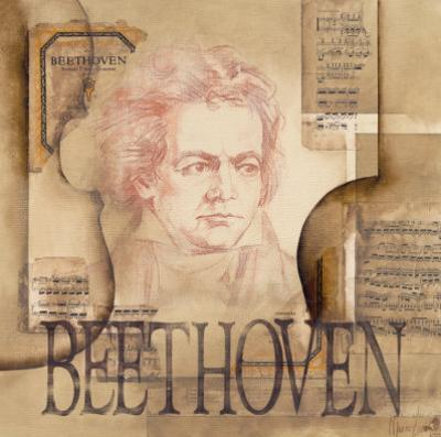Tribute to Beethoven by Marie Louise Oudkerk