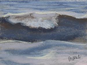 Wave Portrait No. 12 by Marie Marfia Fine Art