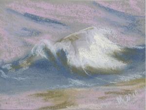 Wave Portrait No. 49 by Marie Marfia Fine Art