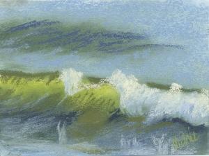 Wave Portrait No. 64 by Marie Marfia Fine Art