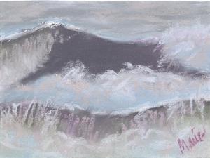 Wave Portrait No. 66 by Marie Marfia Fine Art