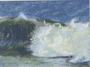 Wave Portrait No. 75 by Marie Marfia Fine Art