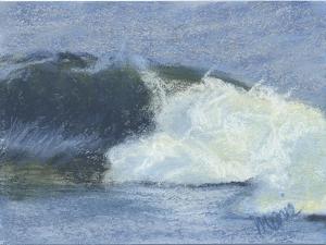 Wave Portrait No. 76 by Marie Marfia Fine Art