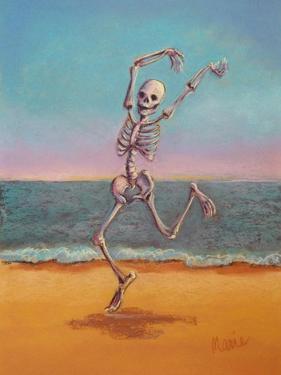 Skelly Dancer VIII by Marie Marfia