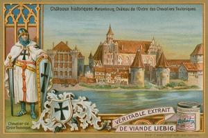 Marienburg (Malbork Castle) in Poland